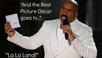 Oscars - Steve Harvey - featured