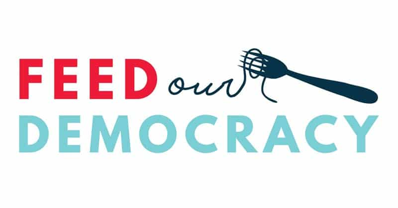 Feed Our Democracy - social