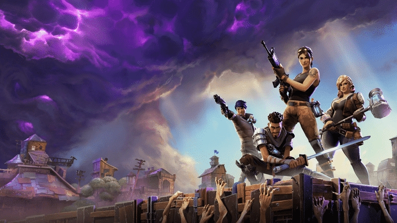 Fortnite press image