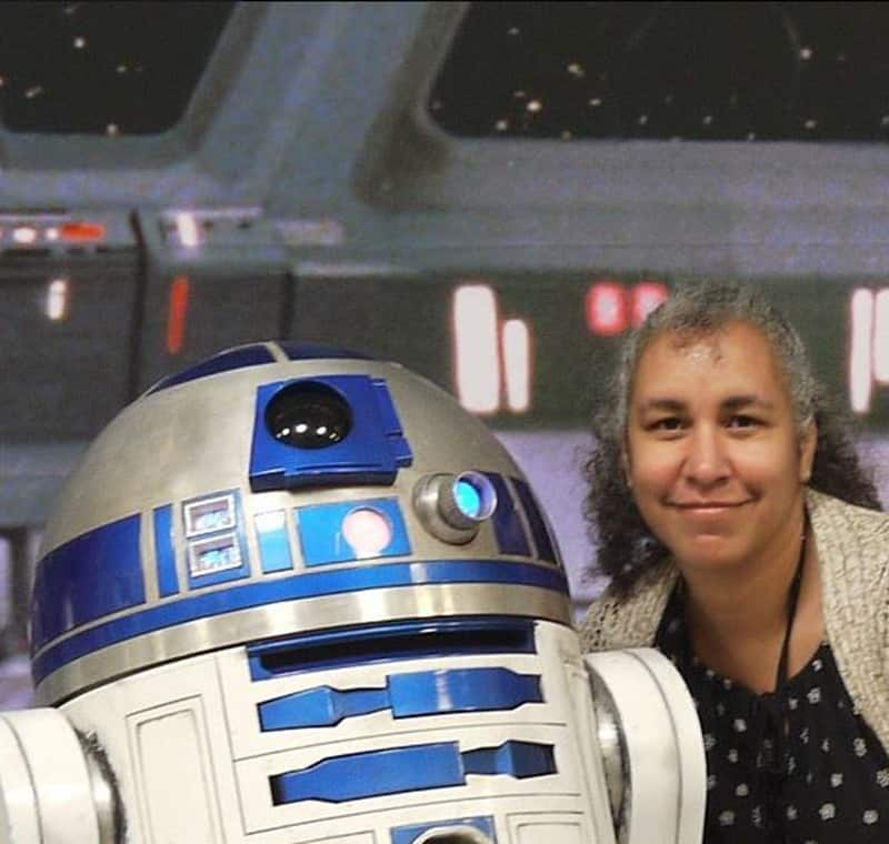 Parenting Bytes Christy Matte and R2D2